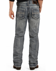 Rock & Roll Cowboy Men's Double Barrel Low Rise Relaxed Fit Boot Cut Jeans - Medium Vintage (Closeout)