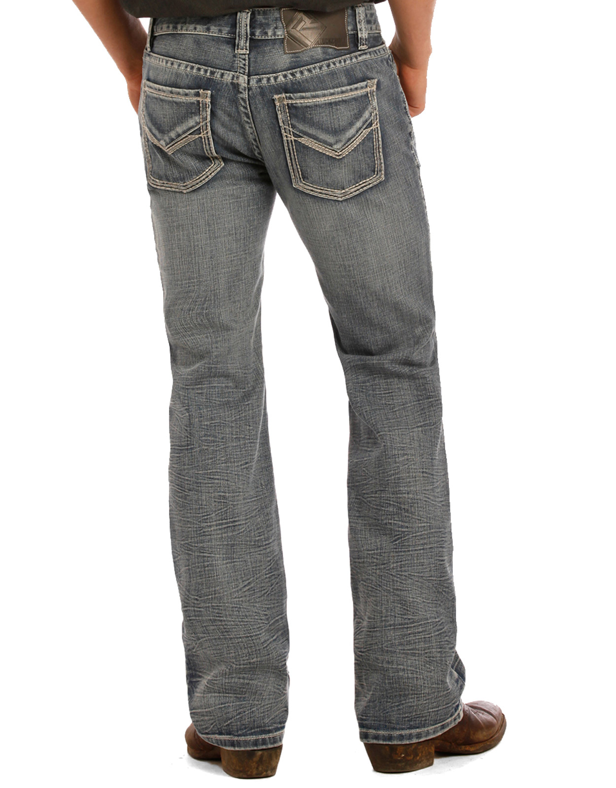 Regular fit jeans have a classic straight leg fit and are stylish, comfortable, and are always in style. Nothing beats a great pair of blue jeans. Nothing beats a great pair of blue jeans. When someone says