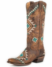 Roper Women's Southwest Embroidered 13