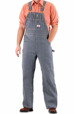 Round House Overall - Hickory Stripe