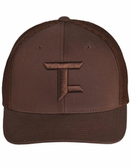 Tuf Cooper Men's Logo Cap - Brown
