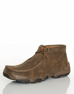 Twisted X Men's Driving Mocs - Bomber
