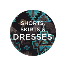 Women's Shorts, Skirts and Dresses