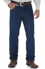 Wrangler Men's 31MWZ Cowboy Cut Relaxed Fit Jeans - Prewashed Indigo