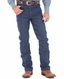 Wrangler Men's 945 Traditional Rigid High Rise Regular Fit Boot Cut Jeans - Navy