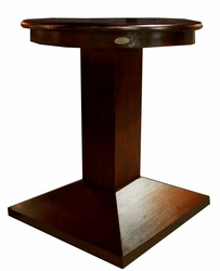 Kongo Mahogany Side Table