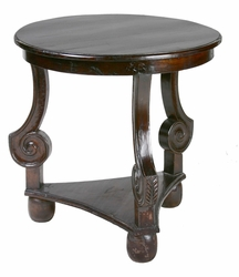 Mahogany Bordeaux Table