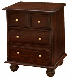 Mahogany Melrose Chest