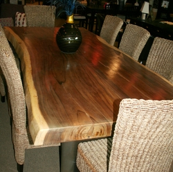 Suar Dining Table Collection