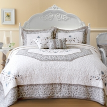 Agnes Bedspread Collection from Nostalgia Home