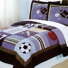 All State Quilt/Sham Sets by Pem America