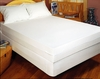 Allergy Relief Fabric Zippered Mattress Cover