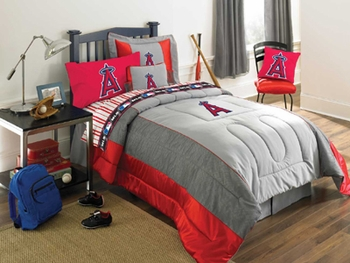 Los Angeles Angels Authentic Bedding