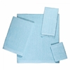 Avanti Solid Color Velour Towels-Blue Fog