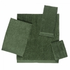 Avanti Solid Color Velour Towels-Peridot