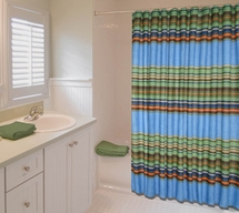 Baja Shower Curtain
