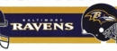 Baltimore Ravens Wall Borders & Accessories
