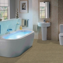 Bathroom Rugs & Carpeting