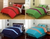 Beverly Hills Polo Club 3pc Twin Comforter Set