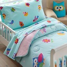 Birdie Toddler Bedding by Olive Kids