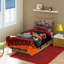 """Blaze the Monster Machine """"Ready To Roll"""" Toddler Bed Set"""