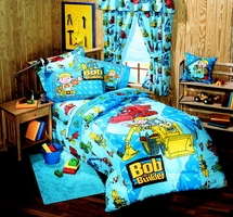 Bob The Builder  Kids Bedding for Boys