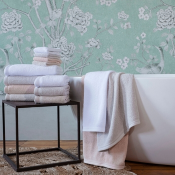 Bombay Bamboo 6 Piece Towel Set By Caro Home<br><B>FREE SHIPPING</b>