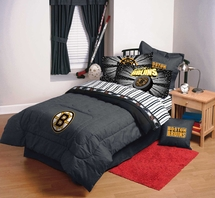 BOSTON BRUINS  NHL Hockey Bedding and Accessories