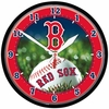 "Boston Red Sox ""Baseball"" Wall Clock"