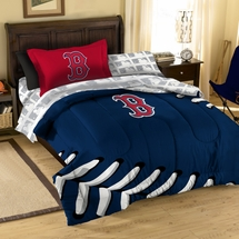 Boston Red Sox Mini Bed In A Bag Set Twin Or Full Size