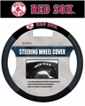 Boston Red Sox Steering Wheel Cover