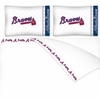 Braves Microfiber Sheet Sets