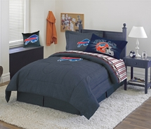 Buffalo Bills Denim Bedding