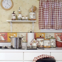 Buon Appetito Kitchen Collection