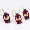 Camping Trip Shower Curtain Hooks