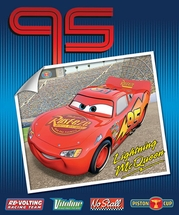 Cars McQueen Wins Throw Blanket