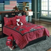 Case IH Farmall Tractor Comforter and Pillow Sham Set