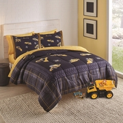 "Caterpillar ""CAT"" Comforter Set"