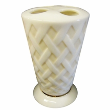 Charisma Lattice Toothbrush Holder