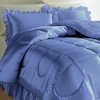 Charmeuse  Satin XL TWIN COMFORTER SET