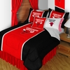 Chicago Bulls Sidelines NBA Basketball Bedding