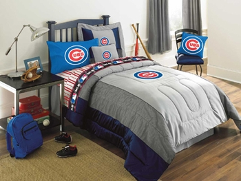Chicago Cubs Authentic Bedding