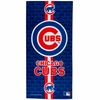 Chicago Cubs MLB Fiber Reactive Beach Towel