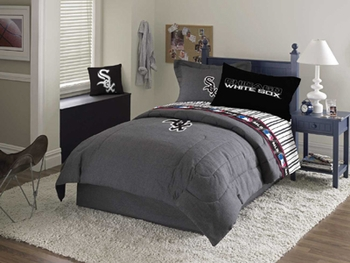 Chicago White Sox Denim Sports Bedding & Accessories