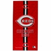 Cincinnati Reds MLB Fiber Reactive Beach Towel