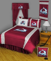 COLORADO AVALANCHE NHL Bedding-Sidelines