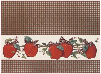 Country Apple Placemat