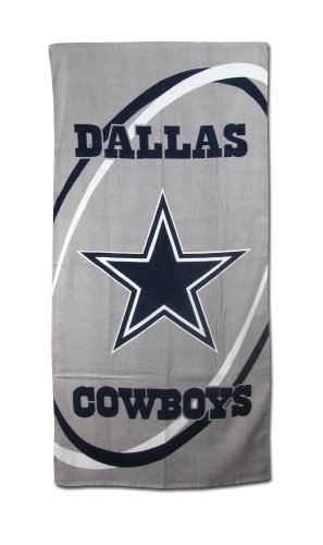 Dallas Cowboys Beach Towel-100% Cotton e12da34b90fc