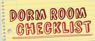 Dorm Room Info-Click here to view your dorm room essentials.