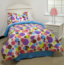 DOTS & STRIPES Drapes 63""